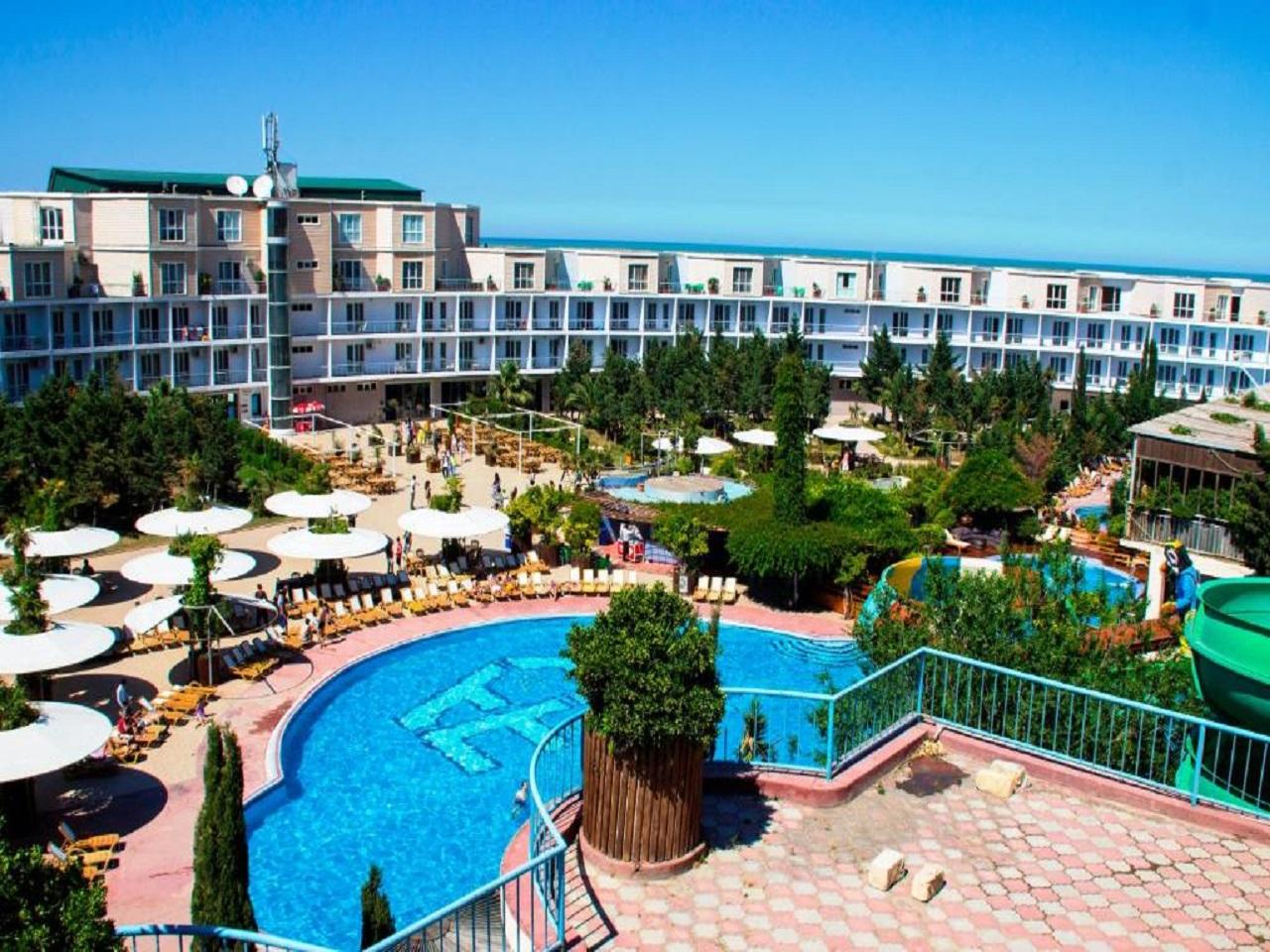 Bakü Af Hotel Aqua Park