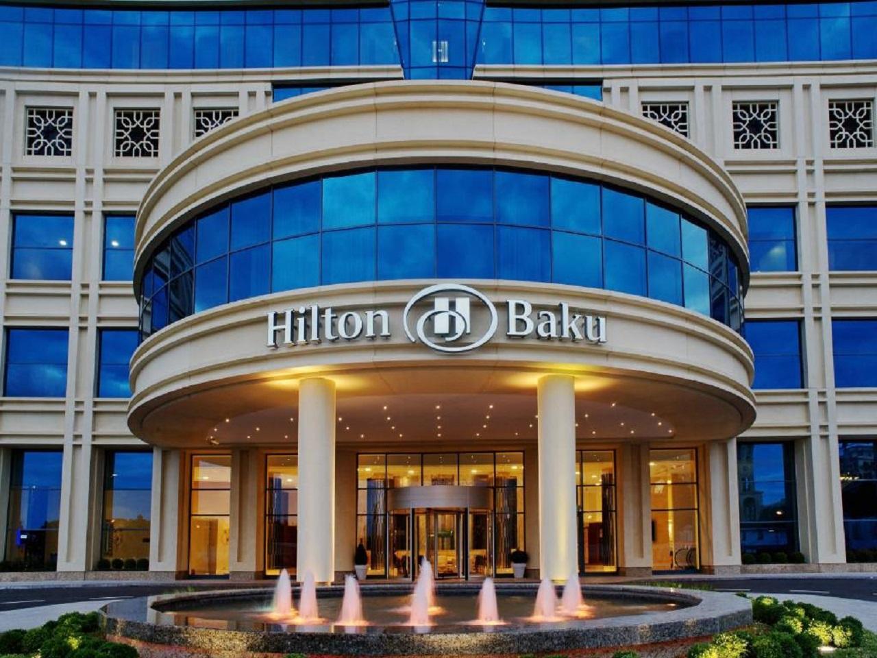 Hilton Bakü