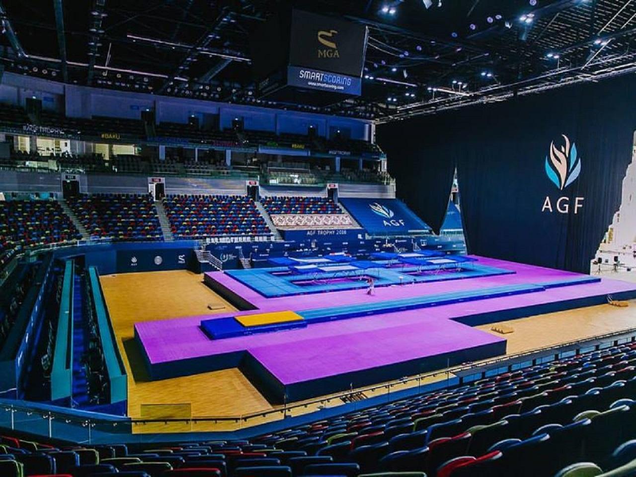 Azerbaycan Jimnastik Federasyonu