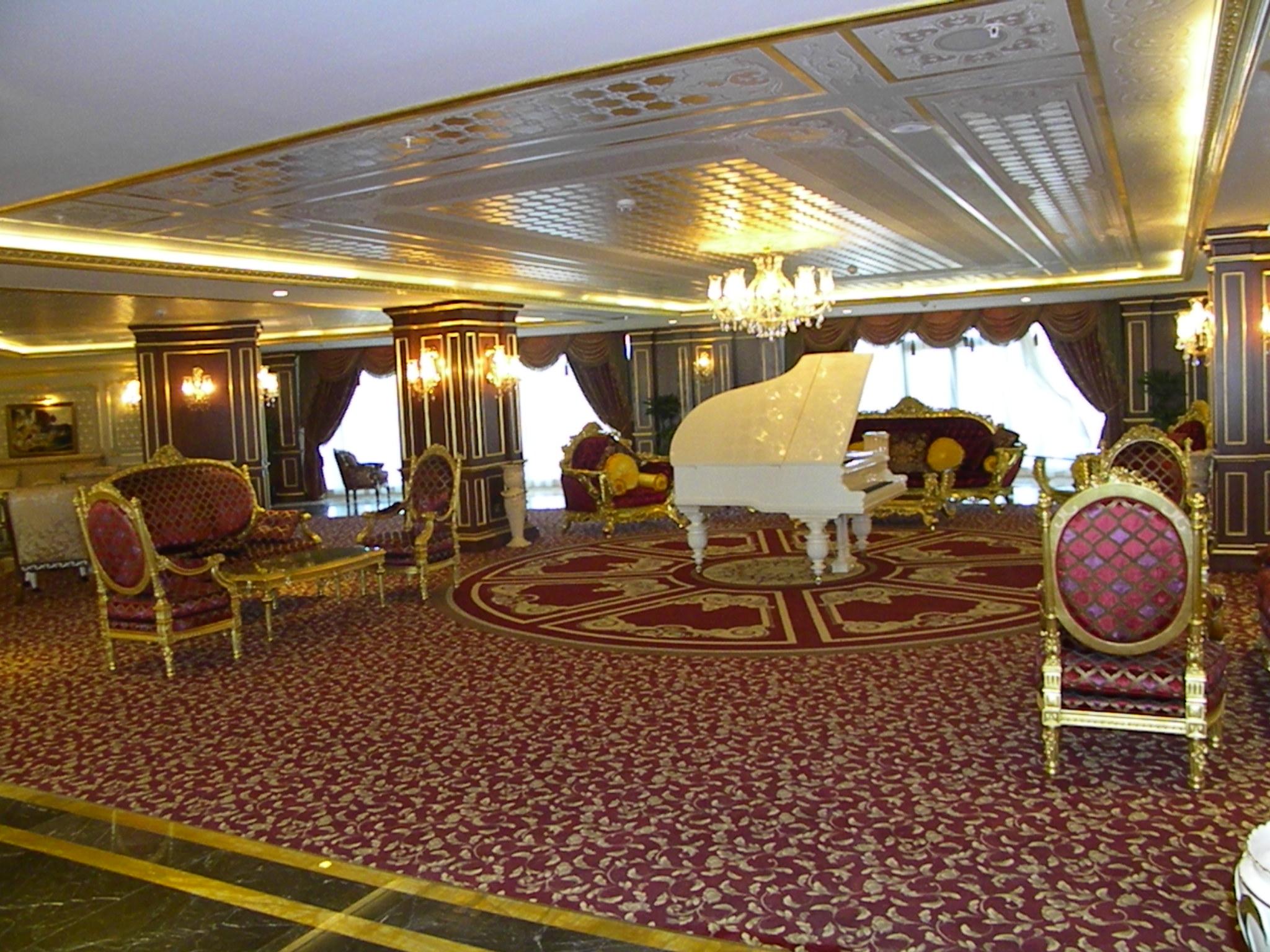 Azerbaycan Şamaxı Rixos Otel 1