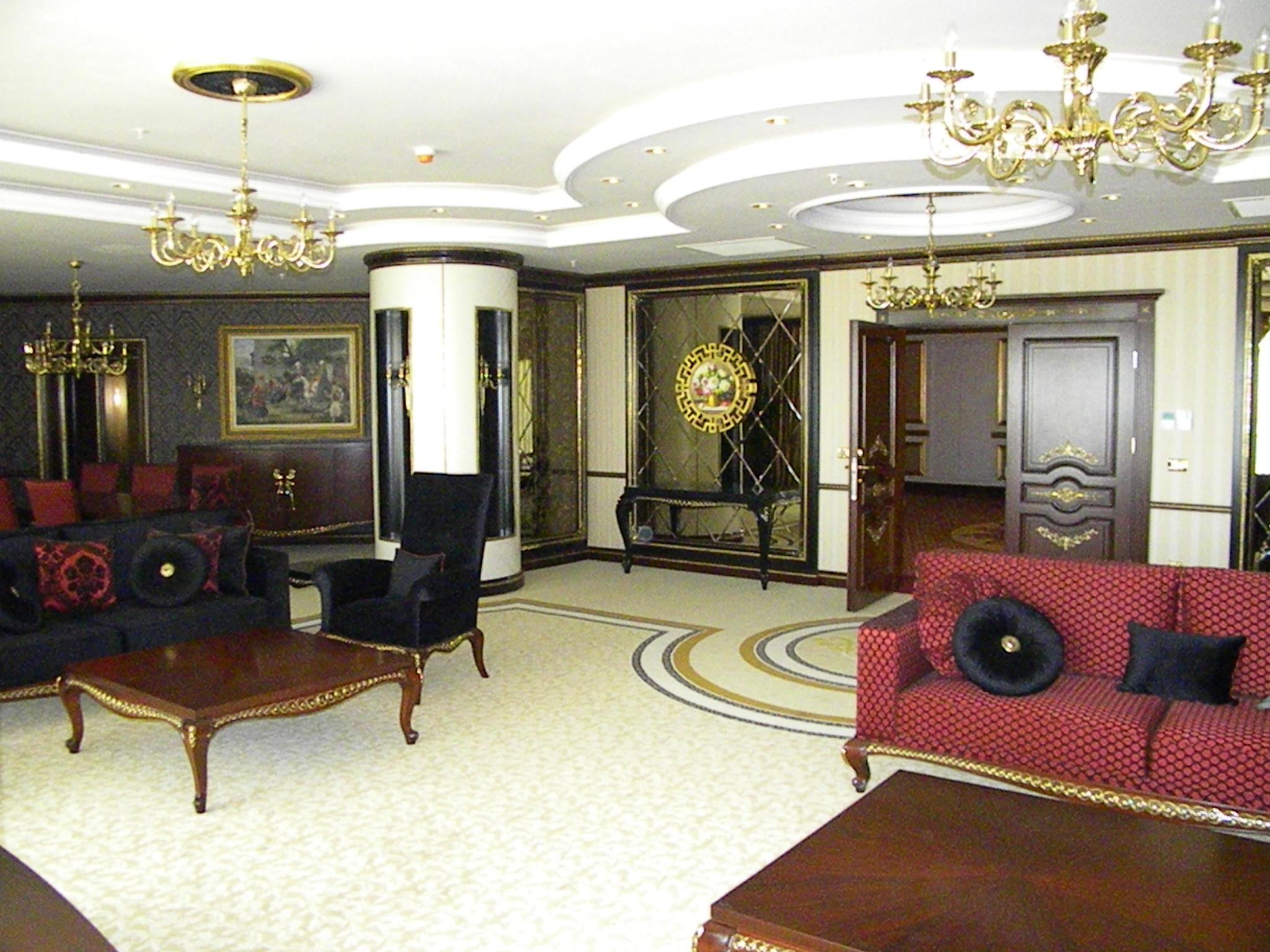 Azerbaycan Şamaxı Rixos Otel 2