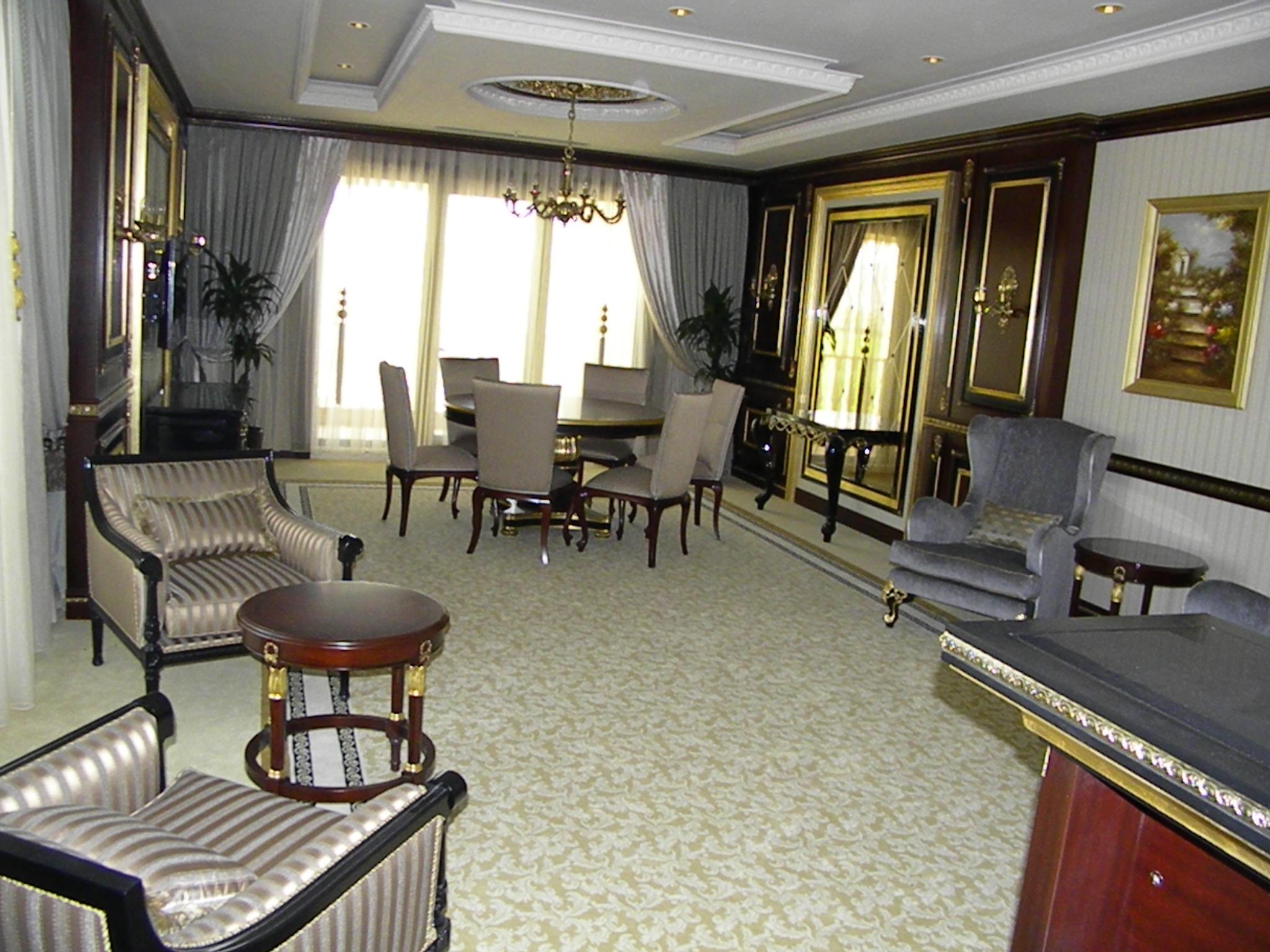 Azerbaycan Şamaxı Rixos Otel 3